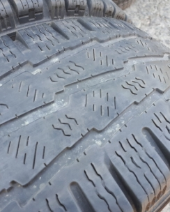 195/65R16C Michelin Agilis Alpin. Фото 5