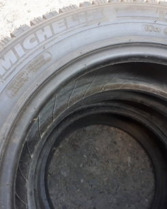 195/65R16C Michelin Agilis Alpin. Фото 7