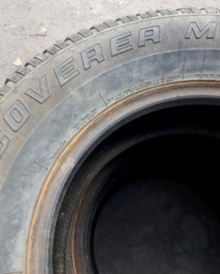 235/70R16 Cooper Discoverer M+S. Фото 8