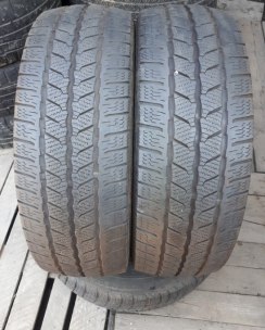 215/60R17C Continental VanContact Winter. Фото 2