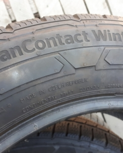 215/60R17C Continental VanContact Winter. Фото 7