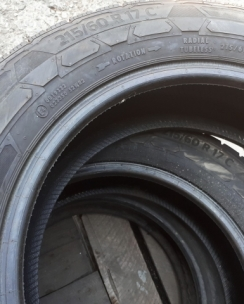 215/60R17C Continental VanContact Winter. Фото 8