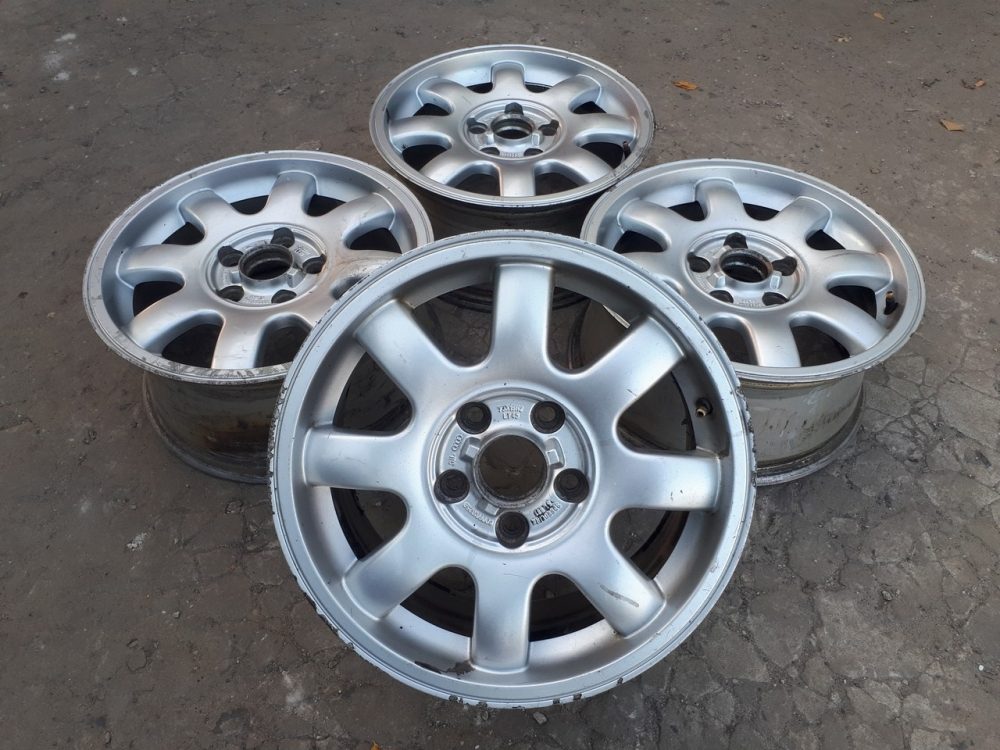 R15 5x112 AUDI A4/A6 Speedline SL881