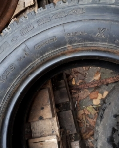 205/80R16 Michelin X M+S 244. Фото 6