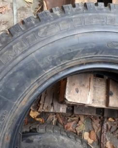 205/80R16 Michelin X M+S 244. Фото 7
