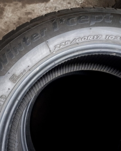 225/60R17 Hankook W310 Winter I*Cept Evo. Фото 7