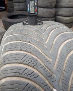 215/60R16 Michelin Alpin 5. Фото 4