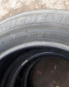 215/60R16 Michelin Alpin 5. Фото 7