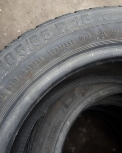 185/55R15 Barum Polaris 3. Фото 9