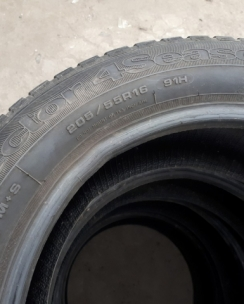 205/55R16 Goodyear Vector 4 Seasons. Фото 8