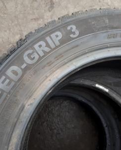 205/55R16 Semperit Speed-Grip 3. Фото 8