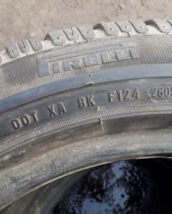 205/55R16 Pirelli Winter 210 Sottozero. Фото 8