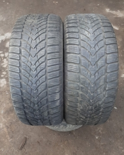 225/55R17 Dunlop SP Winter Sport 4D. Фото 2