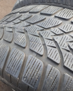 225/55R17 Dunlop SP Winter Sport 4D. Фото 5