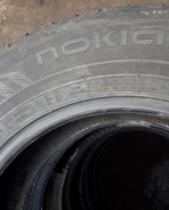 235/65R17 Nokian WR G2 SUV. Фото 8