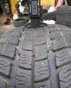 225/55R16 Michelin Pilot Alpin PA2. Фото 6