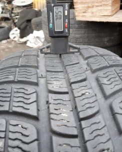 225/55R16 Michelin Pilot Alpin PA2. Фото 4