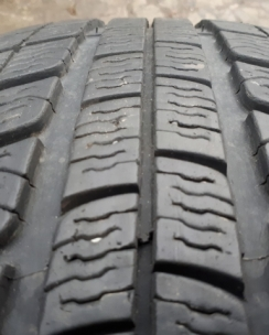 225/55R16 Michelin Pilot Alpin PA2. Фото 3