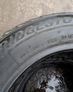 225/55R16 Bridgestone Blizzak LM-32. Фото 8