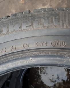 245/45R17 Pirelli Winter 210 Sottozero 2. Фото 9