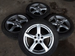 R17 5x112 Brock Alloy Wheels KBA 50461