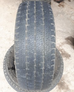 205/65R16C Michelin Agilis 81