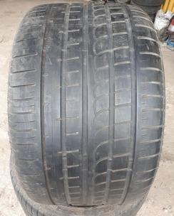 345/25R20 Pirelli PZero Rosso