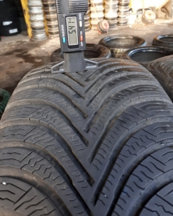 215/65R16 Michelin Alpin 5. Фото 6