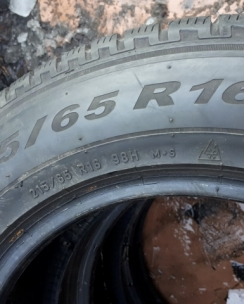 215/65R16 Pirelli Scorpion Winter. Фото 7