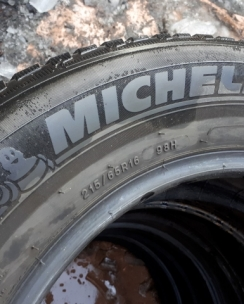 215/65R16 Michelin Alpin A5. Фото 9