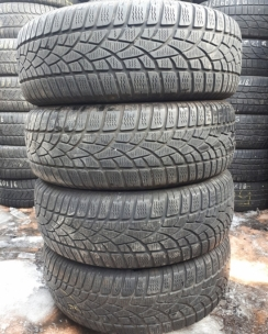 215/65R16 Dunlop SP Winter Sport 3D. Фото 2