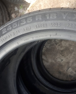 245/35R18 Continental ContiSportContact 5. Фото 7