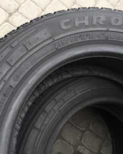 215/60R16C Pirelli Chrono Winter. Фото 8
